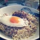 burmese breakfast fried rice