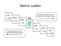 Ppt Metric Ladder Powerpoint Presentation Free Download