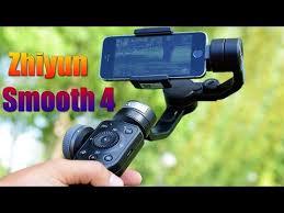 Обзор стабилизатора <b>Zhiyun Smooth 4</b> (<b>стедикам</b>) для смартфонов