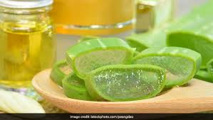 make your own aloe vera gel at home in
