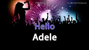 adele o instrumental karaoke version without vocals and s karaoke songs