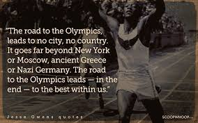 Jesse Owens Quotes Simple 48 Quotes By Jesse Owens That Prove Why He's The Greatest Track