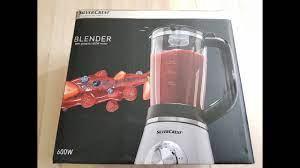 Lidl CZ: SilverCrest Mixer BLENDER - UnBoxing - YouTube