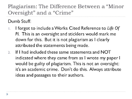 works cited the paper trail and avoiding plagiarism ppt  13 plagiarism