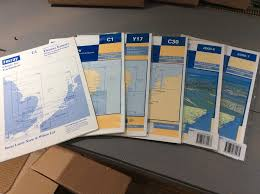 Navigation Charts For Sale Navigation Charts In West Mersea Essex Gumtree