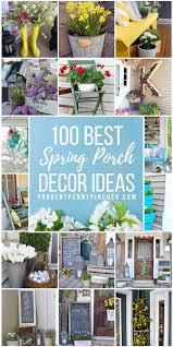 75 best spring porch ideas prudent