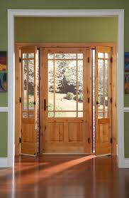 patio french doors sidelights side