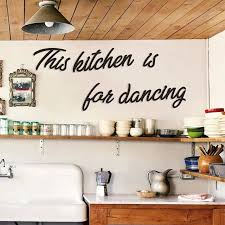 kitchen sign kitchen wall decor quote