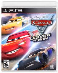 new release car games ps3Cars 3 Driven to Win for PlayStation 3  GameStop