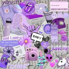 Aesthetic VSCO Purple Wallpapers - Top ...