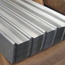 galvalume galvanized corrugated steel iron roofing sheets metal sheets tangshan manufactuer