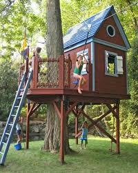 freestanding treehouse plans elegant pin by jason lands on playhouse of freestanding treehouse plans beautiful