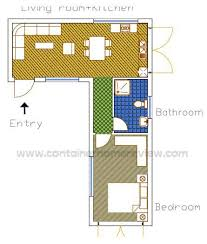 l shaped house plans. CHIMEI Superb L Shaped 3 Bedroom House Plans 0 Shipping