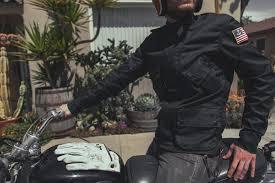 iron resin x vanson mojave jacket