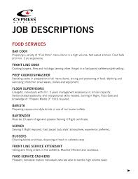 Wonderful Head Waiter Job Description Resume Gallery Resume Bunch