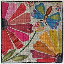 Best 25+ Applique quilt patterns ideas on Pinterest | Applique ... & Painted Lady applique quilt pattern by Laura Heine Adamdwight.com