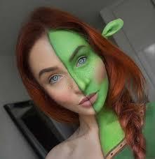 fun princess fiona makeup for unique makeup ideas to try