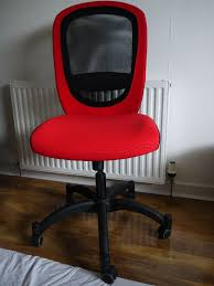 ikea red office chair. IKEA Red Office Chair, FLINTAN Ikea Chair