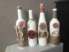 Home Decor With Wine Bottles Wine bottle craft diy home decor Pinterest Wine bottle 37