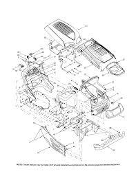 Wiring diagram troy bilt lawn tractor