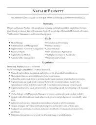 Sales Analyst Resume Best Analyst Resumes Resumehelp