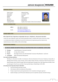 Beautiful Mechanical Autocad Drafter Resume Sketch Entry Level