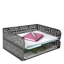 Decorative Letter Trays Brocade Letter Tray FranklinCovey 4