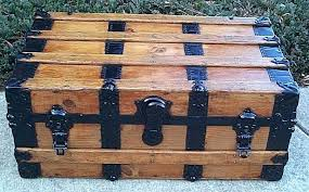 antique wooden trunk coffee table antique wooden trunk coffee table decoration in antique trunk coffee table