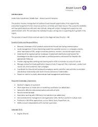 Crm Job Description Email Marketing Specialist Job Description Crm ...