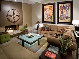 Brown Couch Living Room Colors