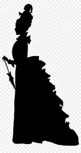Clipart Silhouette Fashion Free Transparent Png Clipart Images