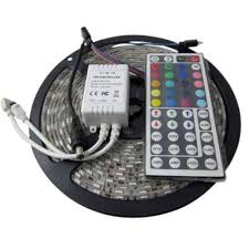 led ip65 rated strip light kit