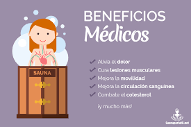 Attractive Beneficios Medicos De La Sauna