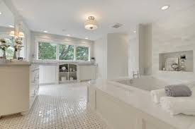 custom bathroom lighting. modren custom a lesson in bathroom lighting eleganttransitionalbathwbasketweave on custom i