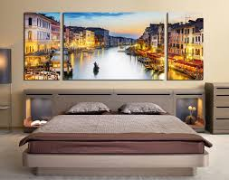 3 piece wall decor bedroom group canvas yellow city large pictures bedroom wall on large wall art for bedroom with 3 piece large pictures cityscape wall decor boat multi panel art