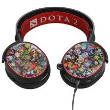 dota 2 edition steelseries arctis 5 gaming headset e club