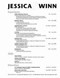 Book Report Template High School Cool Cafe Worker Sample Resume