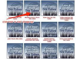 Wheelbarrow Tire Size Chart Tire Tube Size Fitments Update Ken Jones Tire Blog