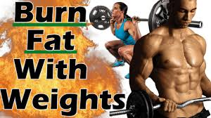 how to burn fat with weight for weight loss how to lose fat with weights lifting you