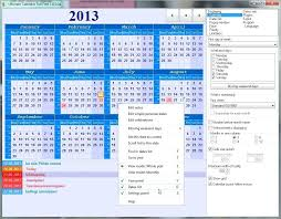 The Best Free Microsoft Office Calendar Templates For The New Yearms