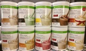 a candid review on herbalife shake