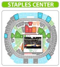 Lakers Staples Center Online Charts Collection