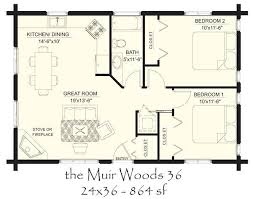 small log cabin floor plans. Log Cabin Home Floor Plans Small House At Family