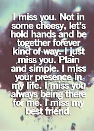 i miss you es missing someone