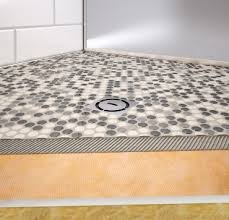 in addition to increasing the number of sizes available all schluter shower trays now feature integrated kerdi waterproofing on the top of the tray