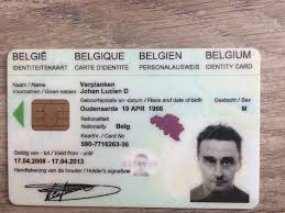Buy Fake Online Id World – Belgium Docs Card