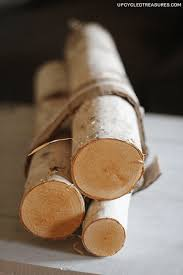 Basteln Mit Holz Holzscheiben Christbaumschmuck Forhome