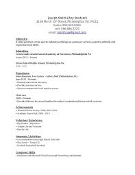 It Resume Objective Haadyaooverbayresort Com Part Of Example 14
