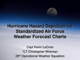 Ppt Hurricane Hazard Depiction For Standardized Air Force