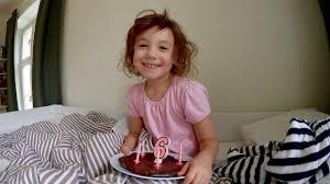 Alma fyller 6 år! VLOGG - YouTube